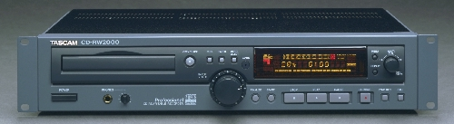 Call (972) 442-4800 to order your CD-RW750 from an Authorized Tascam Dealer