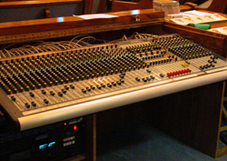 Soundcraft GB-8 Mixing Console installed by Overdrive Productions