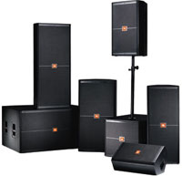 jbl pro speakers