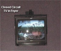 Closed Circuit TV - Foyer Shiloh Missionary Baptist Church